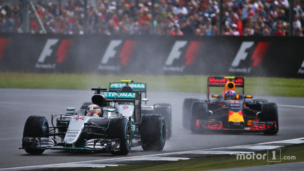 Lewis Hamilton, Mercedes AMG F1 W07 Hybrid, British GP 2016