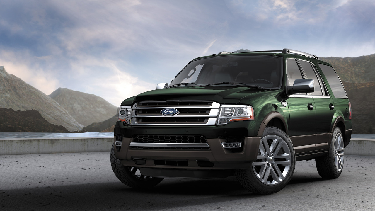 3. 2017 Ford Expedition: $7,500 Rebate