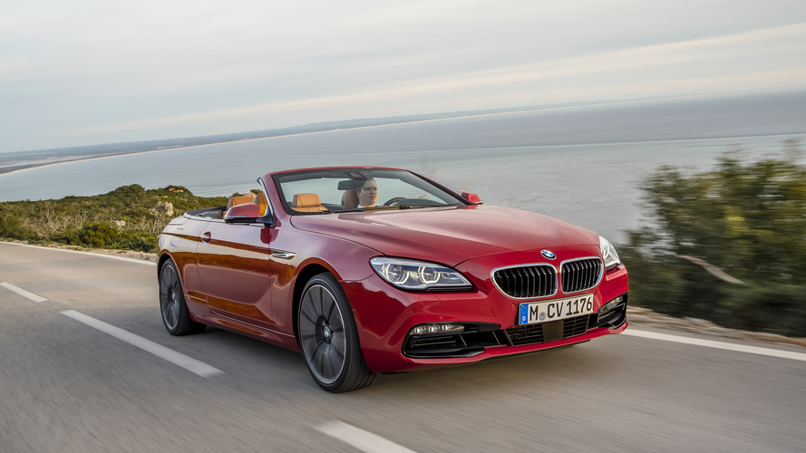 6 Series Convertible