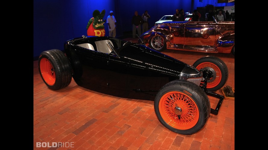 Ford Wedge Roadster SEMA