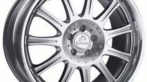 Light alloy wheels 1/11 Evo Brilliant Edition in 22 inches