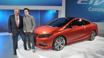 2012 Honda Civic Si Coupe Concept - 2011 NAIAS