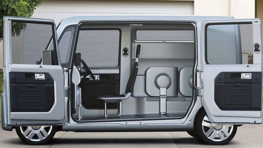 Daihatsu Deca Deca Concept Headed for Tokyo Debut