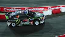 Ken Block vs. Kimi Raikkonen showdown ends with photo finish [Video]