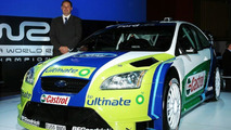 2006 Ford Focus RS World Rally Car - Premiere