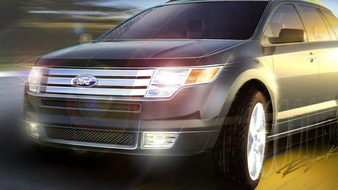 2007 Ford Edge CUV