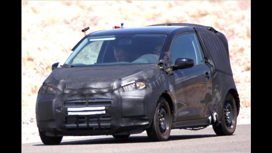 Erwischt: Hier fährt der neue VW Lupo