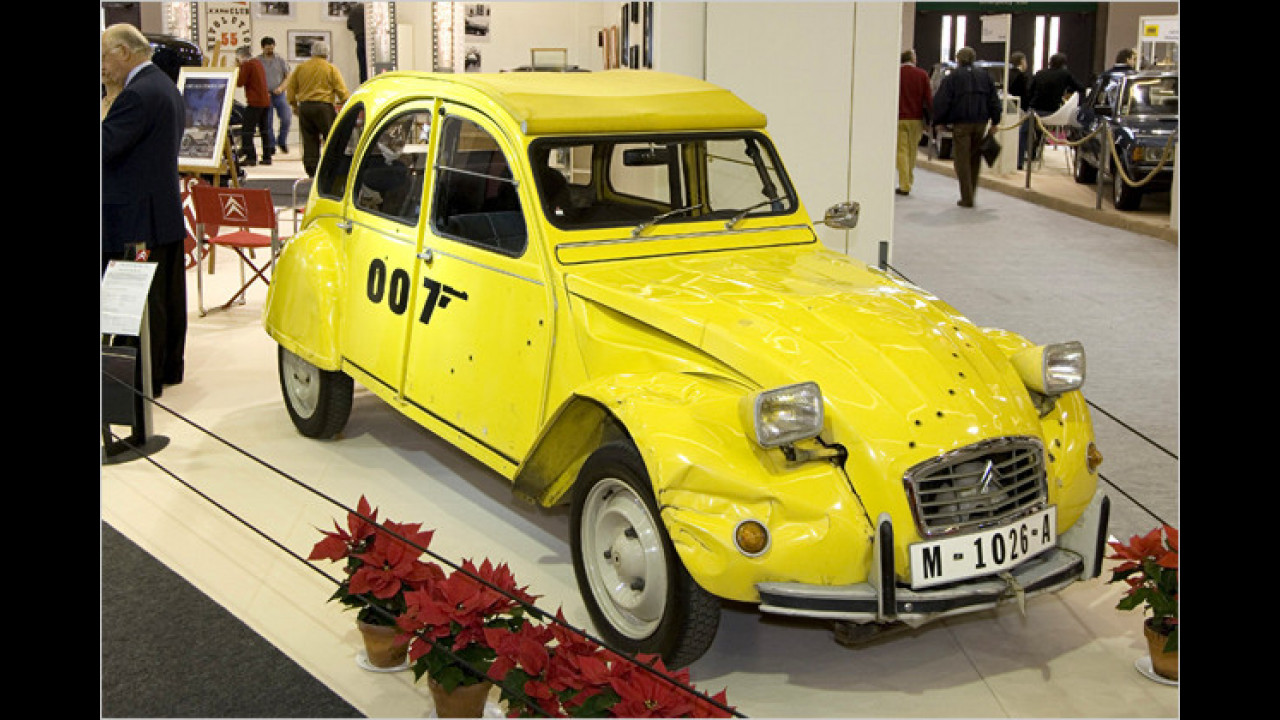 Citroën 2CV (In tödlicher Mission)