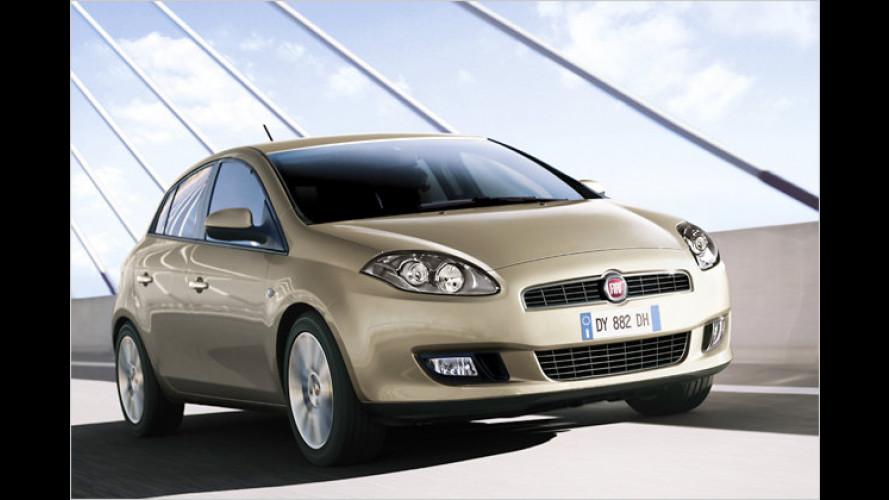 Fiat Bravo geht mit diversen Neuerungen an den Start
