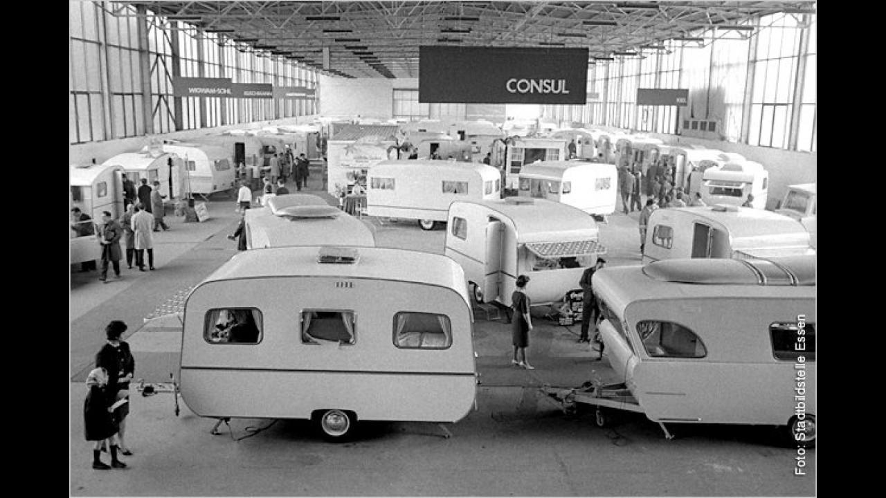 1962: Messe Essen