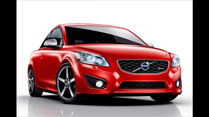 Neuer Volvo C30: Im Zeichen des R