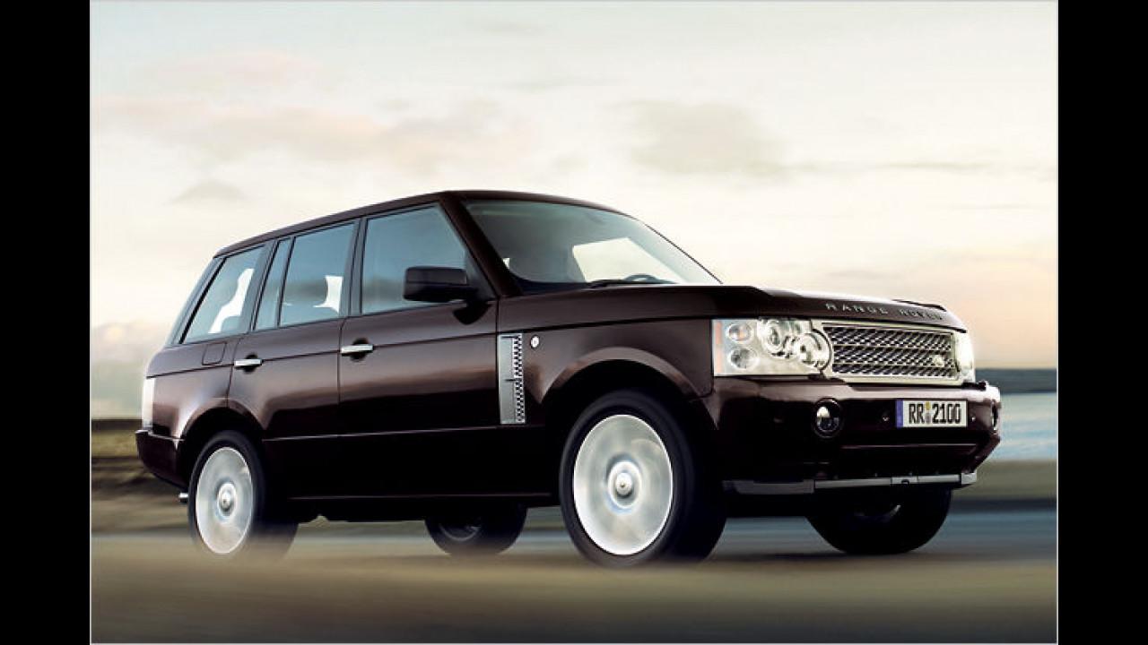 Land Rover Sondermodelle