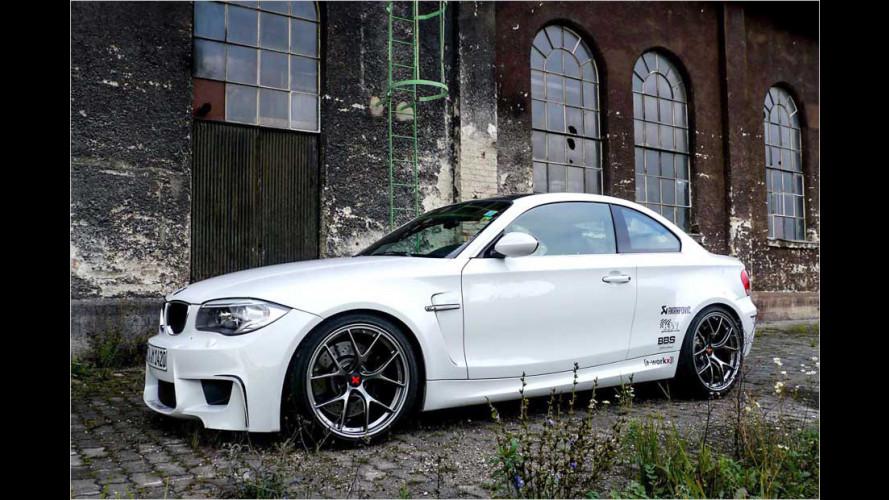 Leichter, stärker, lauter: Dieser BMW haut richtig rein