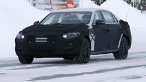 2016 Hyundai Equus spy photo