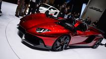 18. Lamborghini Aventador J