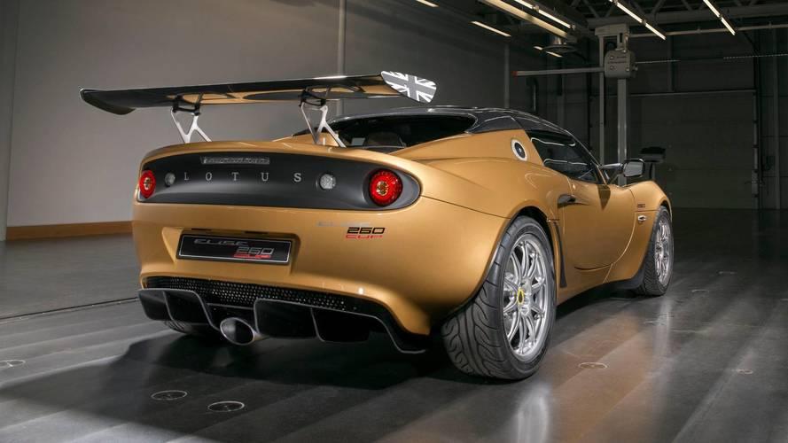 Lotus Elise Cup 260 - Plus performante et extra limitée
