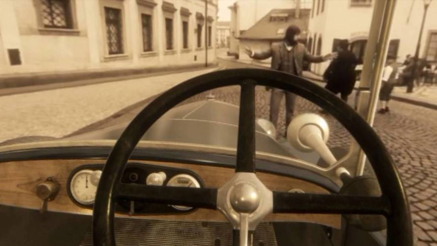Ezzel a Mafia-szerű videóval invitál a Skoda Prágába