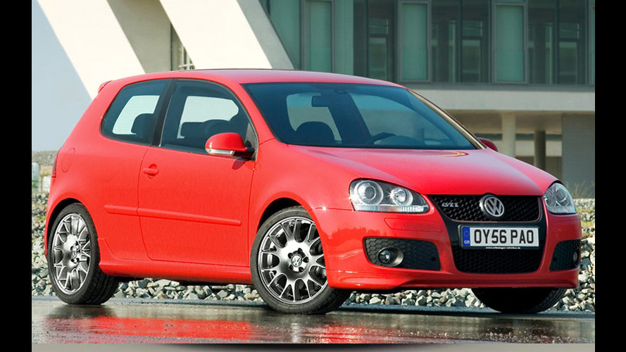 Happy Birthday Golf: GTI Edition 30... in UK