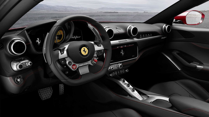 Ferrari Portofino Waves Goodbye To The California T