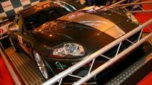 Jaguar XKR at Autosport International