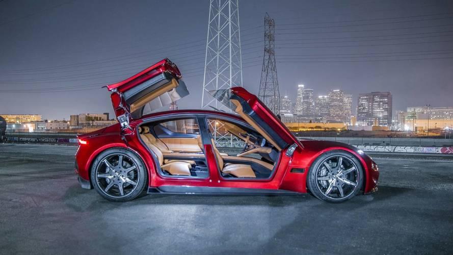 Fisker présente l'EMotion : une autre auto électrique