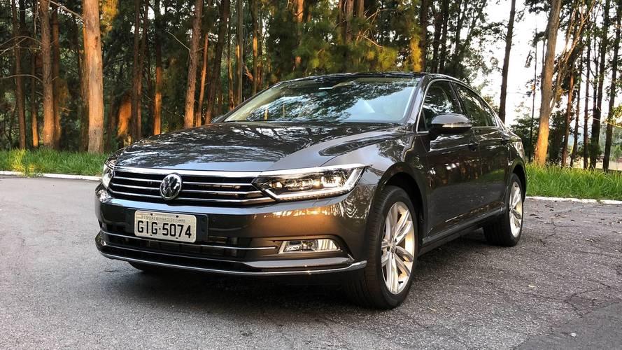 Sedãs grandes mais vendidos: VW Passat tem melhor momento desde 2012