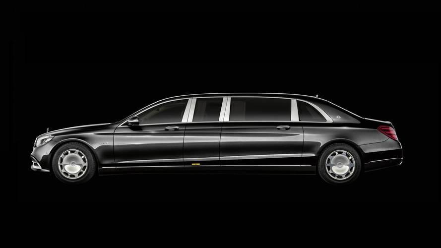 2019 Mercedes-Maybach Pullman