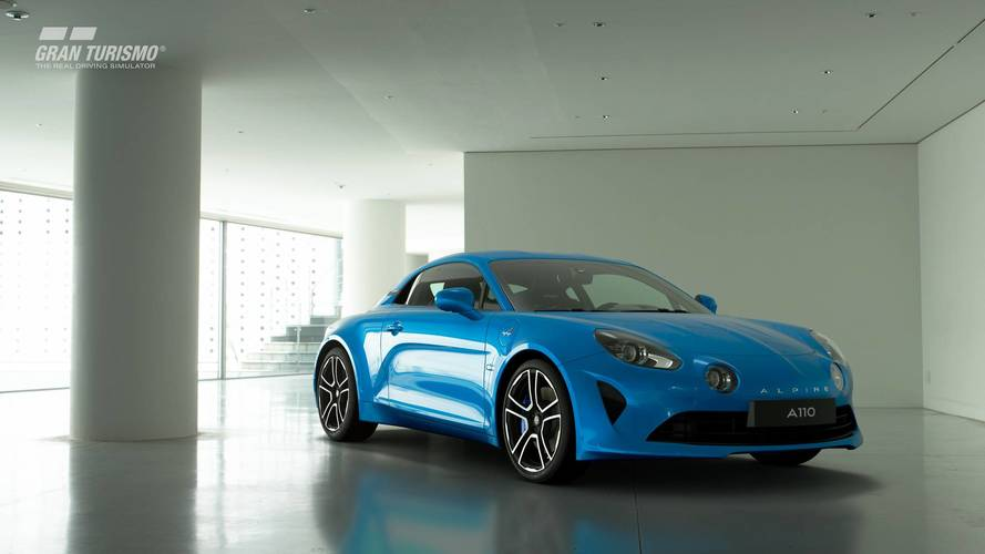 GT Sport añade 12 coches en la nueva actualización