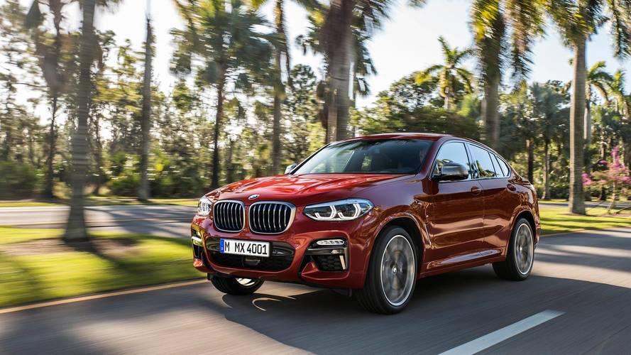 BMW X4 2018: llega la segunda generación