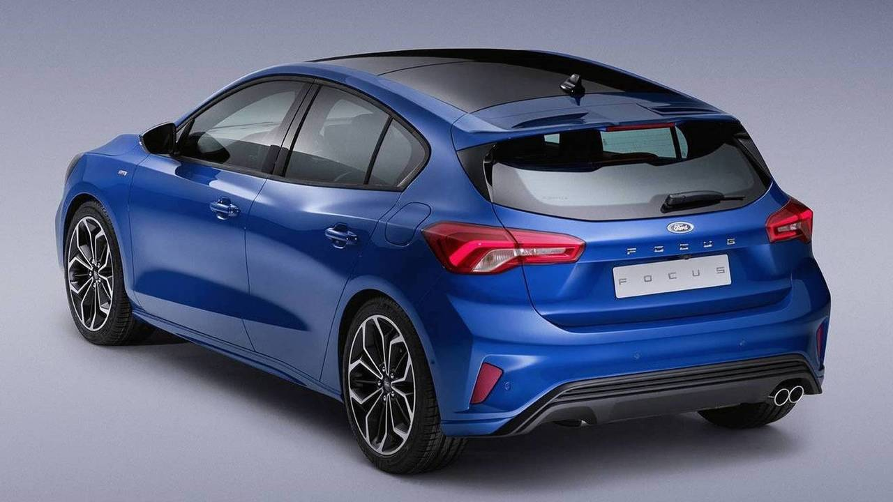 Novo Ford Focus 2018 >> 2019 Ford Focus Side-By-Side photo