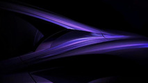 2013 Infiniti electric sports car concept teaser image, 1280, 11.01.2012