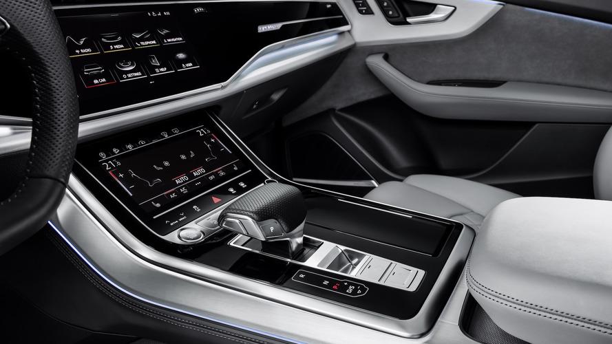 Audi Q8, com'è vista da vicno