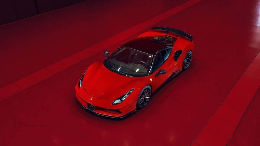 Ferrari 488 GTB By Pogea Racing Has Way More Power Than The Pista