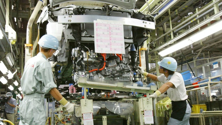 Toyota halts assembly due to explosion at brake supplier