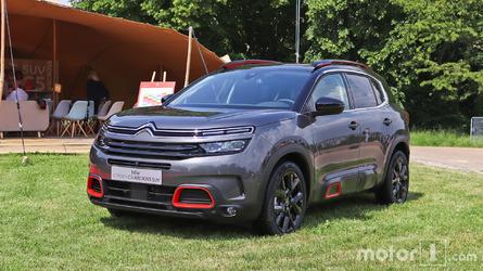 Citroën C5 Aircross (2018) - Nos photos de la présentation officielle