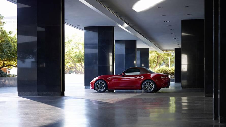La Mazda MX-5 mise à jour débarque en Europe