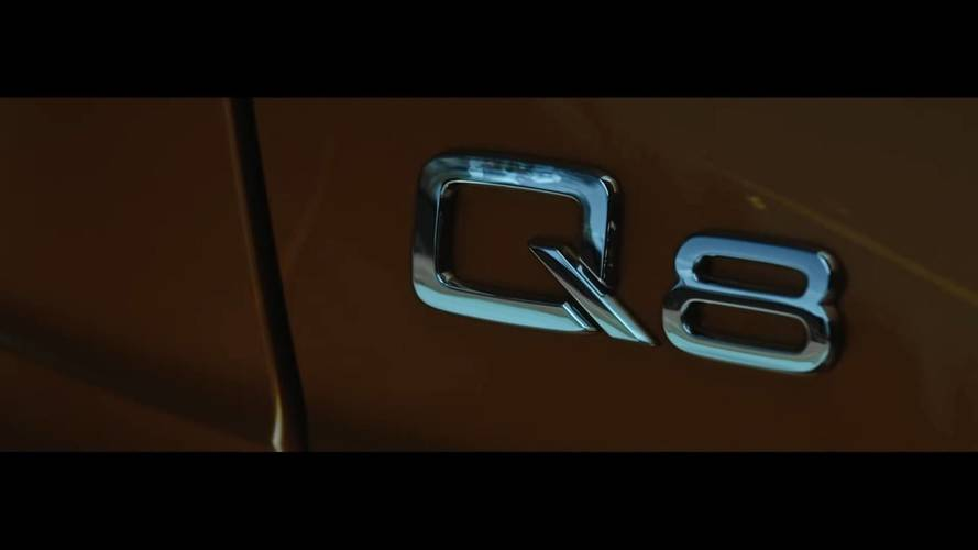 Audi Q8 Video Series Kicks Off With First Episode
