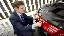 2019 Aston Martin Vantage production start