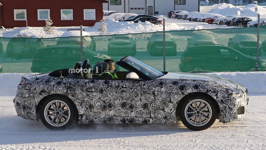 BMW Z4'ün halefinin adı da Z4 olacak