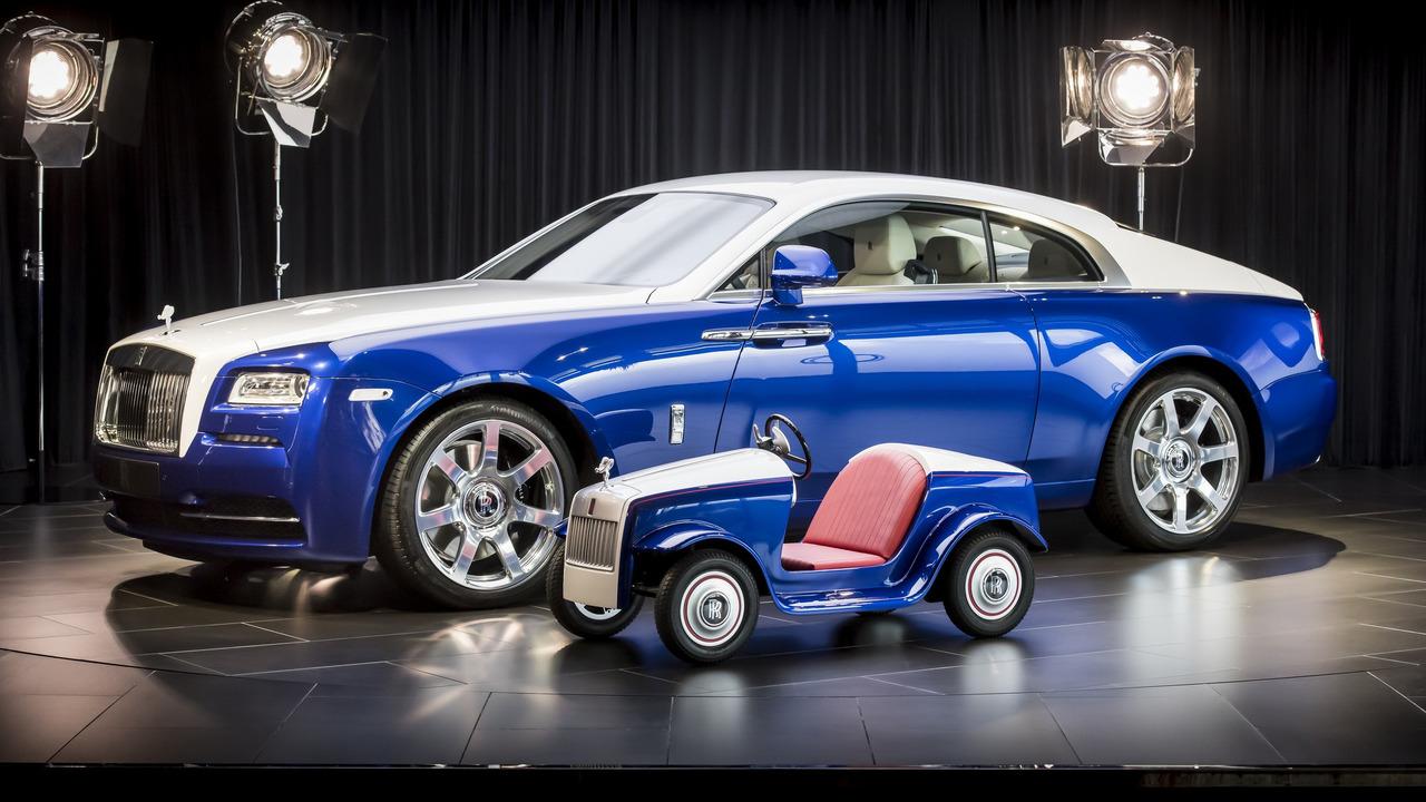 2017 Rolls-Royce SRH