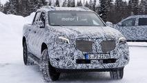 2018 Mercedes X-Class new spy photo