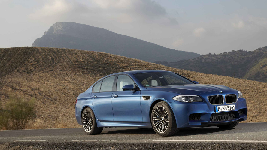 2017 BMW M5 Review