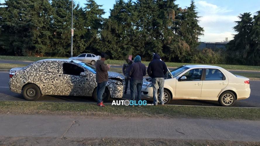 Fiat X6S (Argo Sedan) - Mulas na Argentina