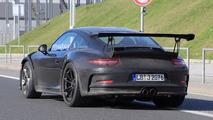 Porsche 911 GT3 RS casus fotoğrafları