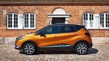 Renault Captur 2017 restyling