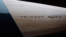 Peugeot tabla de surf