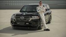 SEMA 2016 Toyota  Land Speed Cruiser