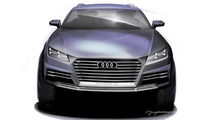 Audi Show Car concept for the North American International Auto Show 05.12.2013