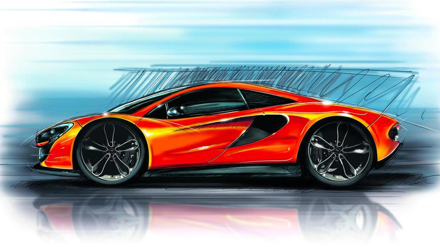 McLaren P13 coming to 2015 Geneva Motor Show, in-depth details disclosed