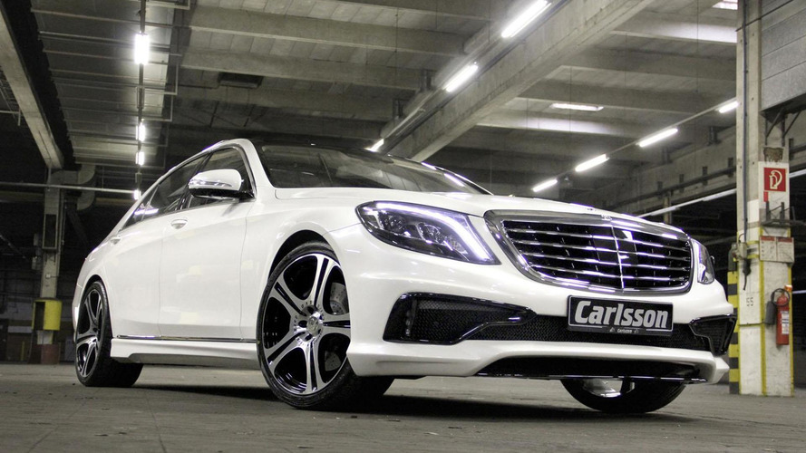 Carlsson tunes the Mercedes S-Class to 780 HP